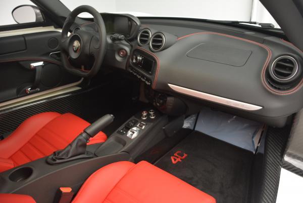 Used 2015 Alfa Romeo 4C for sale Sold at Bugatti of Greenwich in Greenwich CT 06830 18