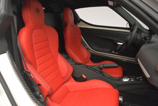 Used 2015 Alfa Romeo 4C for sale Sold at Bugatti of Greenwich in Greenwich CT 06830 20