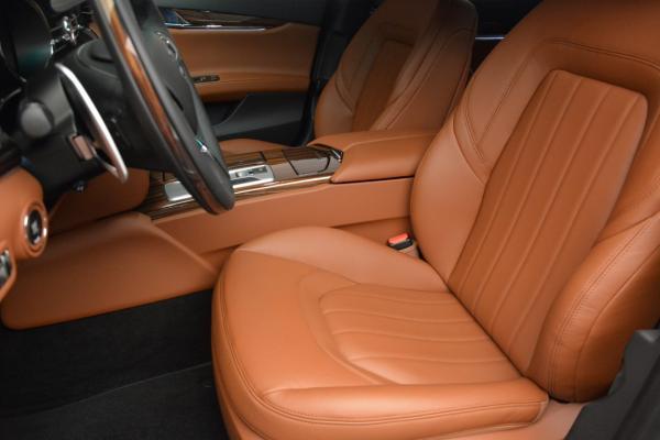 New 2016 Maserati Quattroporte S Q4 for sale Sold at Bugatti of Greenwich in Greenwich CT 06830 16