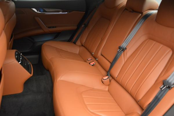 New 2016 Maserati Quattroporte S Q4 for sale Sold at Bugatti of Greenwich in Greenwich CT 06830 21