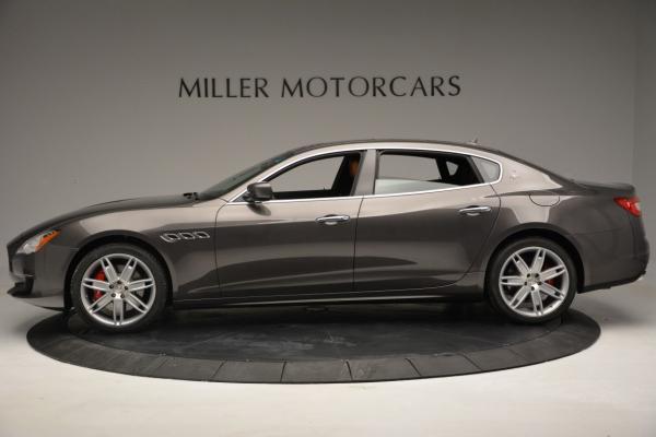 New 2016 Maserati Quattroporte S Q4 for sale Sold at Bugatti of Greenwich in Greenwich CT 06830 3