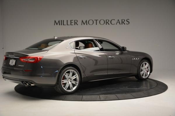 New 2016 Maserati Quattroporte S Q4 for sale Sold at Bugatti of Greenwich in Greenwich CT 06830 9