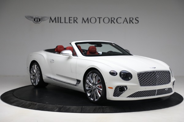 New 2021 Bentley Continental GT V8 Mulliner for sale Call for price at Bugatti of Greenwich in Greenwich CT 06830 10