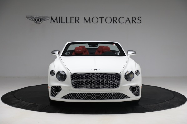 New 2021 Bentley Continental GT V8 Mulliner for sale Call for price at Bugatti of Greenwich in Greenwich CT 06830 11