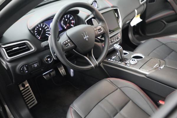 New 2021 Maserati Ghibli S Q4 GranSport for sale $100,635 at Bugatti of Greenwich in Greenwich CT 06830 14