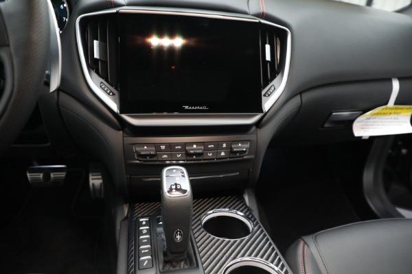 New 2021 Maserati Ghibli S Q4 GranSport for sale $100,635 at Bugatti of Greenwich in Greenwich CT 06830 19