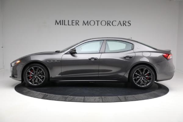 New 2021 Maserati Ghibli S Q4 GranSport for sale $100,635 at Bugatti of Greenwich in Greenwich CT 06830 4