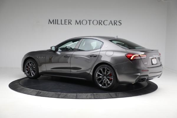 New 2021 Maserati Ghibli S Q4 GranSport for sale $100,635 at Bugatti of Greenwich in Greenwich CT 06830 5