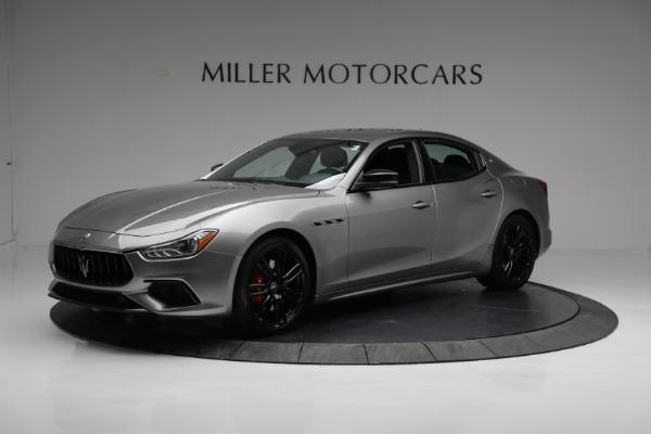 New 2021 Maserati Ghibli S Q4 for sale $90,075 at Bugatti of Greenwich in Greenwich CT 06830 2