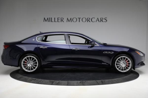New 2021 Maserati Quattroporte S Q4 GranLusso for sale Sold at Bugatti of Greenwich in Greenwich CT 06830 10