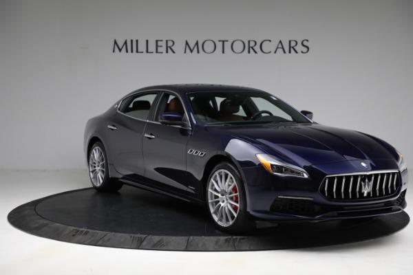New 2021 Maserati Quattroporte S Q4 GranLusso for sale Sold at Bugatti of Greenwich in Greenwich CT 06830 11