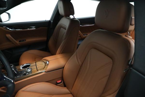 New 2021 Maserati Quattroporte S Q4 GranLusso for sale Sold at Bugatti of Greenwich in Greenwich CT 06830 16