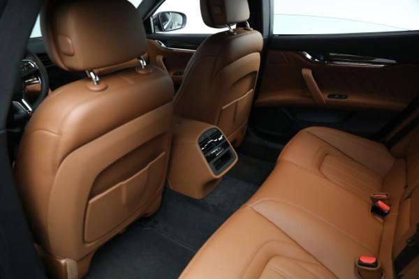New 2021 Maserati Quattroporte S Q4 GranLusso for sale Sold at Bugatti of Greenwich in Greenwich CT 06830 18