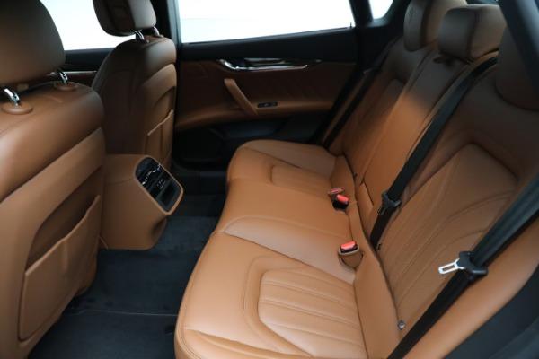New 2021 Maserati Quattroporte S Q4 GranLusso for sale Sold at Bugatti of Greenwich in Greenwich CT 06830 19