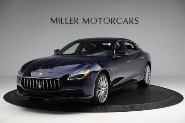 New 2021 Maserati Quattroporte S Q4 GranLusso for sale Sold at Bugatti of Greenwich in Greenwich CT 06830 2