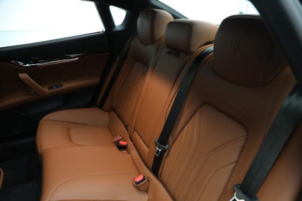 New 2021 Maserati Quattroporte S Q4 GranLusso for sale Sold at Bugatti of Greenwich in Greenwich CT 06830 20