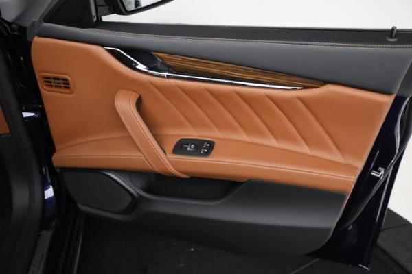 New 2021 Maserati Quattroporte S Q4 GranLusso for sale Sold at Bugatti of Greenwich in Greenwich CT 06830 24