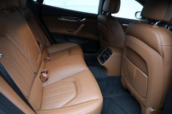 New 2021 Maserati Quattroporte S Q4 GranLusso for sale Sold at Bugatti of Greenwich in Greenwich CT 06830 27