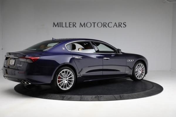 New 2021 Maserati Quattroporte S Q4 GranLusso for sale Sold at Bugatti of Greenwich in Greenwich CT 06830 9