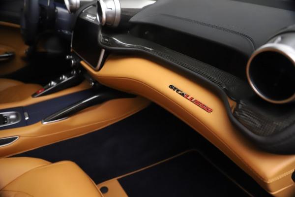 Used 2018 Ferrari GTC4Lusso for sale $289,900 at Bugatti of Greenwich in Greenwich CT 06830 23