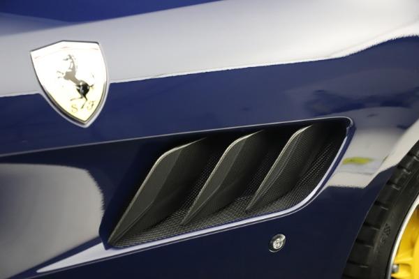 Used 2018 Ferrari GTC4Lusso for sale $289,900 at Bugatti of Greenwich in Greenwich CT 06830 27