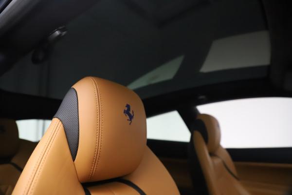 Used 2018 Ferrari GTC4Lusso for sale $289,900 at Bugatti of Greenwich in Greenwich CT 06830 28