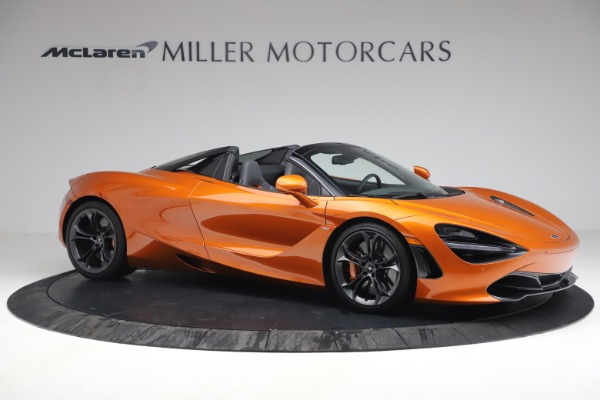 Used 2020 McLaren 720S Spider for sale $335,900 at Bugatti of Greenwich in Greenwich CT 06830 10
