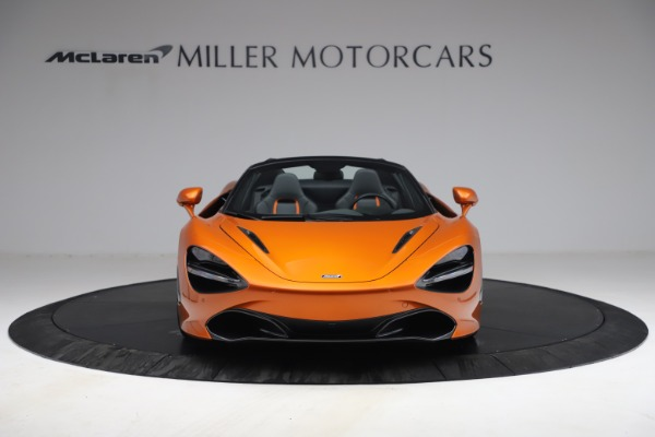 Used 2020 McLaren 720S Spider for sale $335,900 at Bugatti of Greenwich in Greenwich CT 06830 12