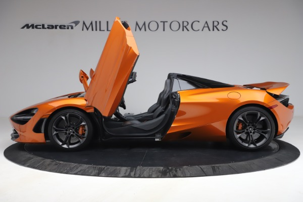 Used 2020 McLaren 720S Spider for sale $335,900 at Bugatti of Greenwich in Greenwich CT 06830 15