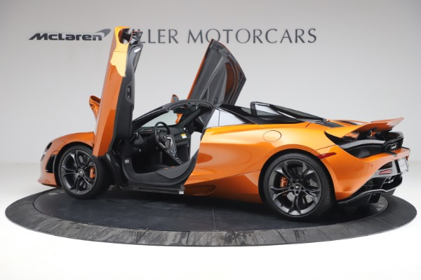 Used 2020 McLaren 720S Spider for sale $335,900 at Bugatti of Greenwich in Greenwich CT 06830 16