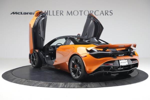 Used 2020 McLaren 720S Spider for sale $335,900 at Bugatti of Greenwich in Greenwich CT 06830 17