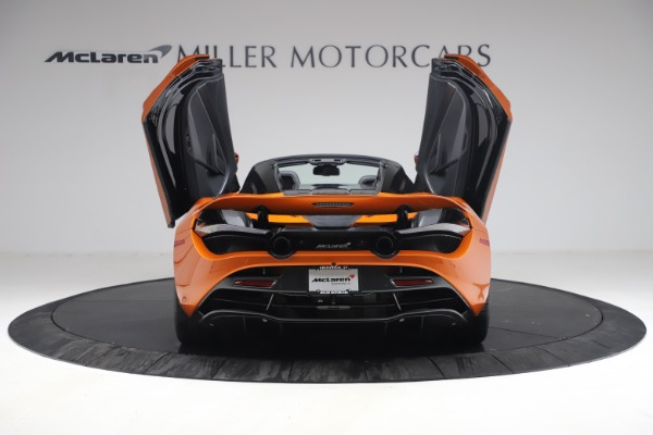 Used 2020 McLaren 720S Spider for sale $335,900 at Bugatti of Greenwich in Greenwich CT 06830 18
