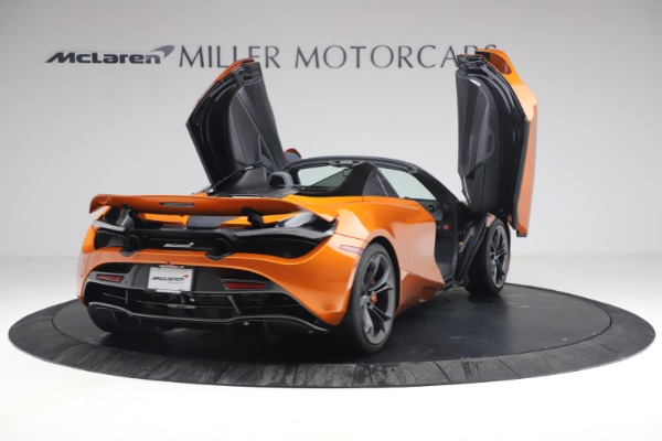 Used 2020 McLaren 720S Spider for sale $335,900 at Bugatti of Greenwich in Greenwich CT 06830 19