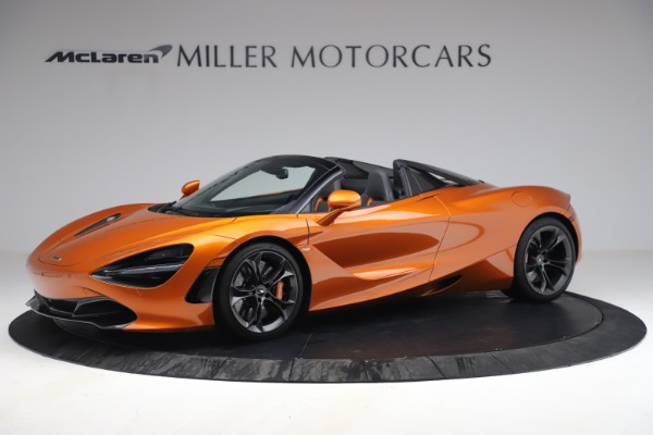 Used 2020 McLaren 720S Spider for sale $335,900 at Bugatti of Greenwich in Greenwich CT 06830 2