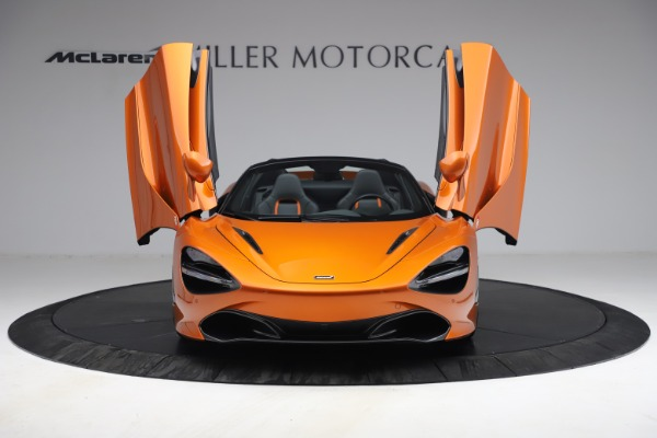 Used 2020 McLaren 720S Spider for sale $335,900 at Bugatti of Greenwich in Greenwich CT 06830 24