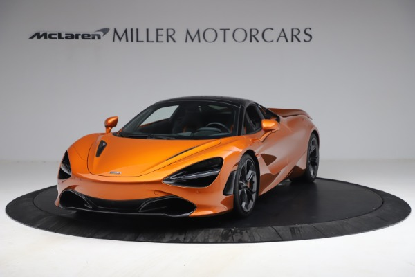 Used 2020 McLaren 720S Spider for sale $335,900 at Bugatti of Greenwich in Greenwich CT 06830 26