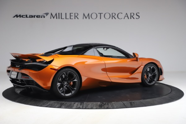 Used 2020 McLaren 720S Spider for sale $335,900 at Bugatti of Greenwich in Greenwich CT 06830 27