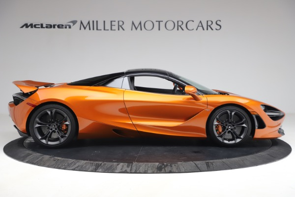 Used 2020 McLaren 720S Spider for sale $335,900 at Bugatti of Greenwich in Greenwich CT 06830 28