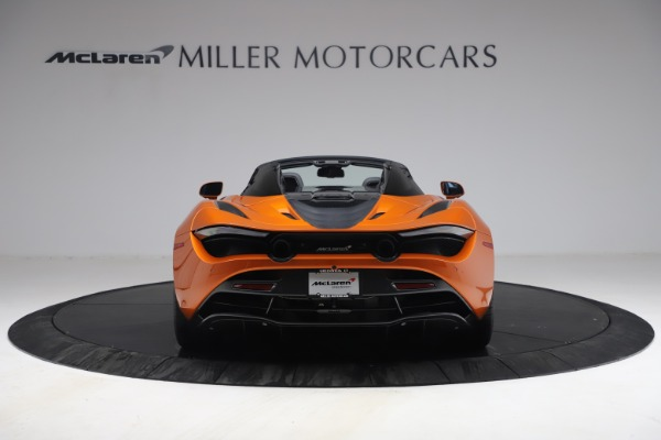 Used 2020 McLaren 720S Spider for sale $335,900 at Bugatti of Greenwich in Greenwich CT 06830 6