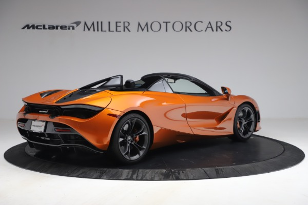 Used 2020 McLaren 720S Spider for sale $335,900 at Bugatti of Greenwich in Greenwich CT 06830 8