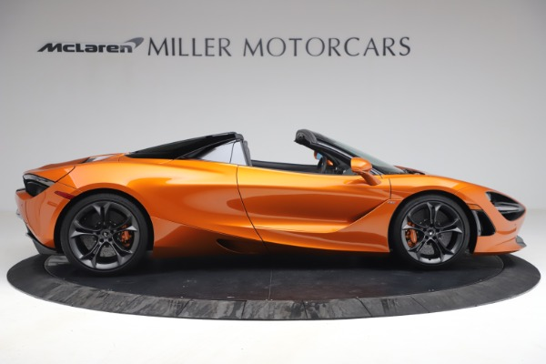 Used 2020 McLaren 720S Spider for sale $335,900 at Bugatti of Greenwich in Greenwich CT 06830 9