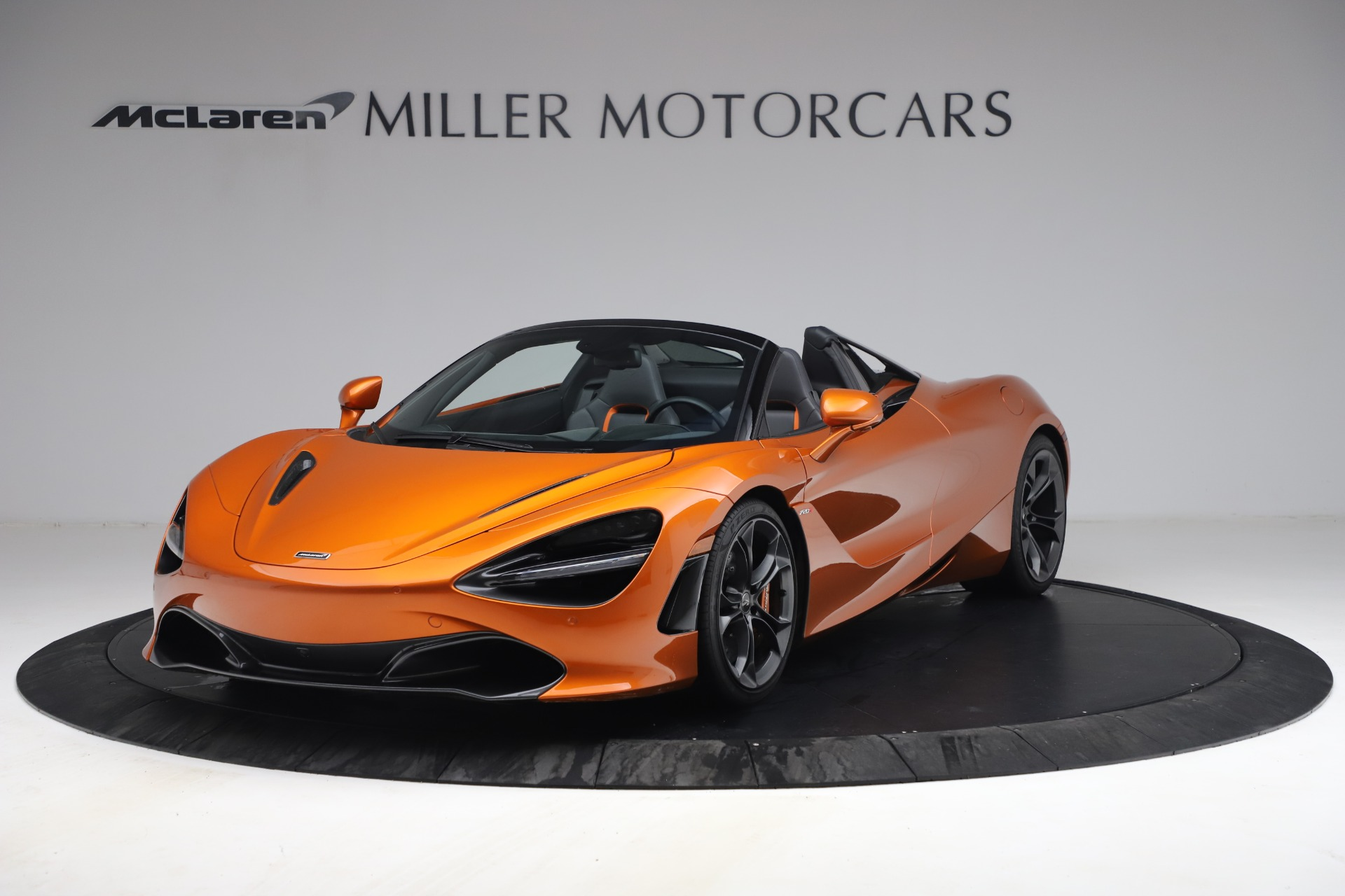 Used 2020 McLaren 720S Spider for sale $335,900 at Bugatti of Greenwich in Greenwich CT 06830 1