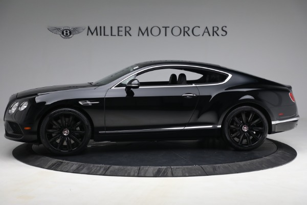 New 2017 Bentley Continental GT V8 for sale Sold at Bugatti of Greenwich in Greenwich CT 06830 3