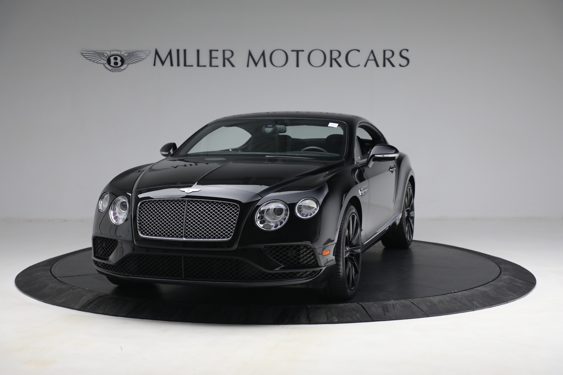 Used 2017 Bentley Continental GT V8 for sale $149,900 at Bugatti of Greenwich in Greenwich CT 06830 1