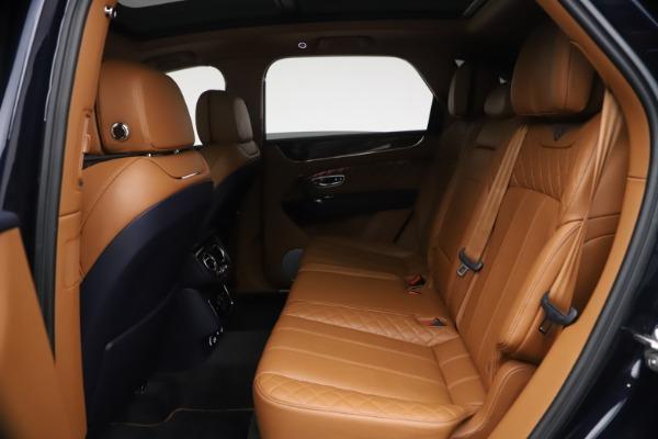Used 2018 Bentley Bentayga W12 Signature for sale $149,900 at Bugatti of Greenwich in Greenwich CT 06830 22
