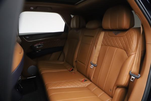 Used 2018 Bentley Bentayga W12 Signature for sale $149,900 at Bugatti of Greenwich in Greenwich CT 06830 23