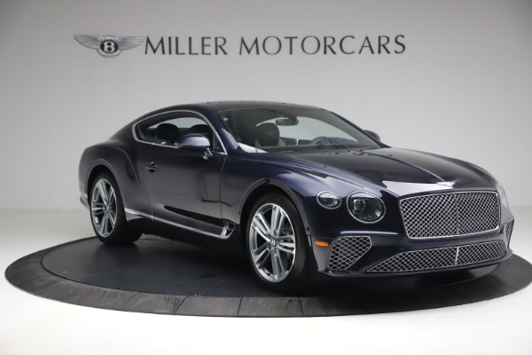 Used 2021 Bentley Continental GT V8 for sale Sold at Bugatti of Greenwich in Greenwich CT 06830 10