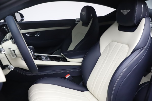 Used 2021 Bentley Continental GT V8 for sale Sold at Bugatti of Greenwich in Greenwich CT 06830 18