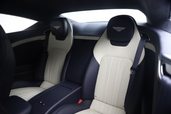 Used 2021 Bentley Continental GT V8 for sale Sold at Bugatti of Greenwich in Greenwich CT 06830 19