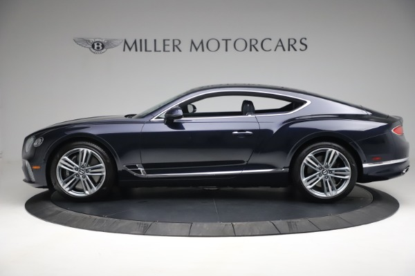 Used 2021 Bentley Continental GT V8 for sale Sold at Bugatti of Greenwich in Greenwich CT 06830 2
